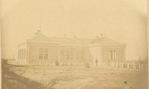 Gemeenteschool te Berkhout, 1875