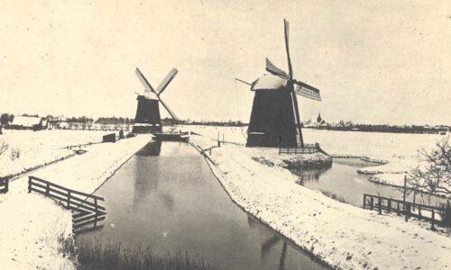 Molens op de Zuiderdijk